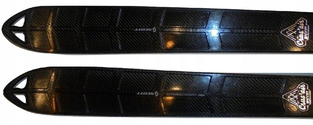Narty Skiturowe SCOTT CRUS'AIR dł. 176 cm SKITOUR