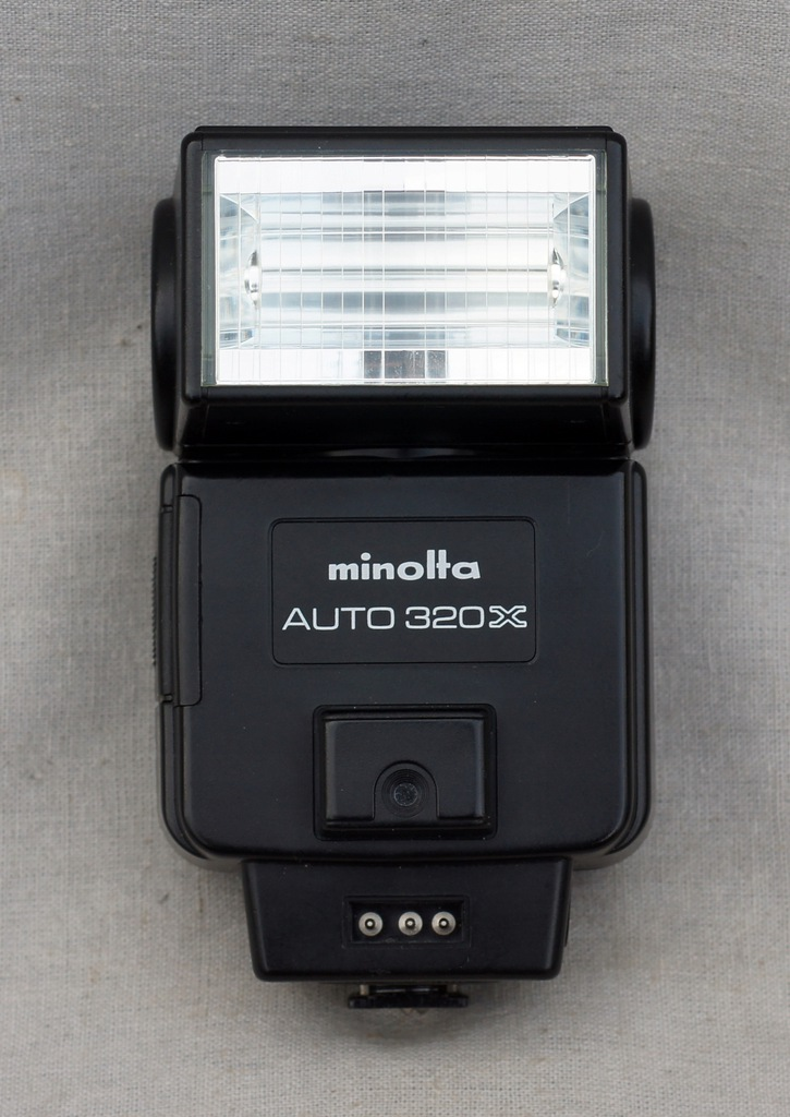 LAMPA MINOLTA AUTO 320X