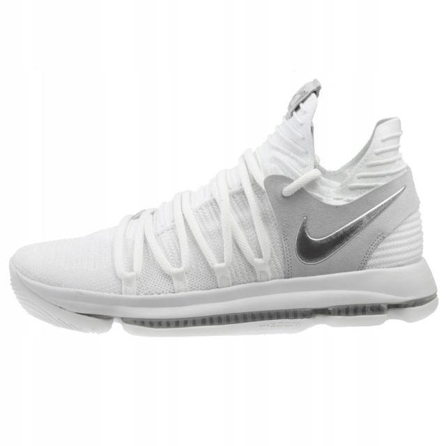 Nike Zoom KD 10 Still KD White Chrome