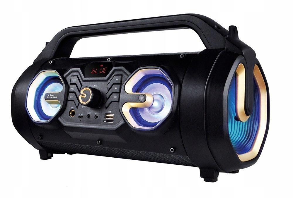 Głośnik kompaktowy Bluetooth U-TUBE BT