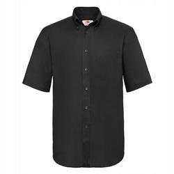 MĘSKA koszulka SHORT OXFORD FRUIT czarny XL