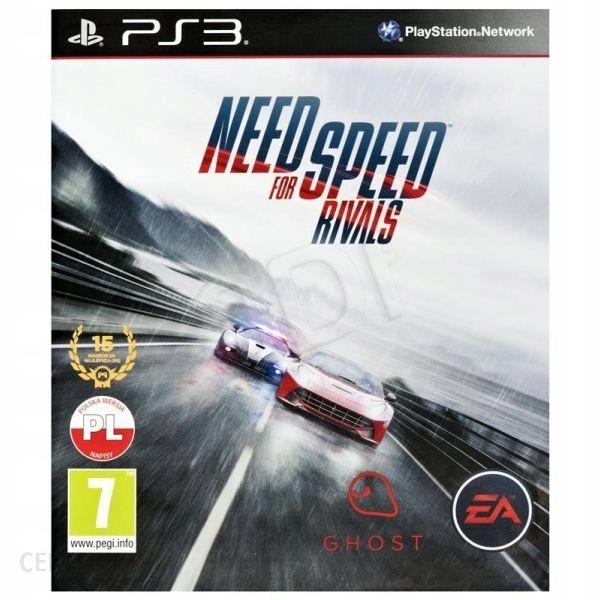 Need For Speed Rivals Dodatki Ps3 Wersja Cyfr 7835344424 Oficjalne Archiwum Allegro