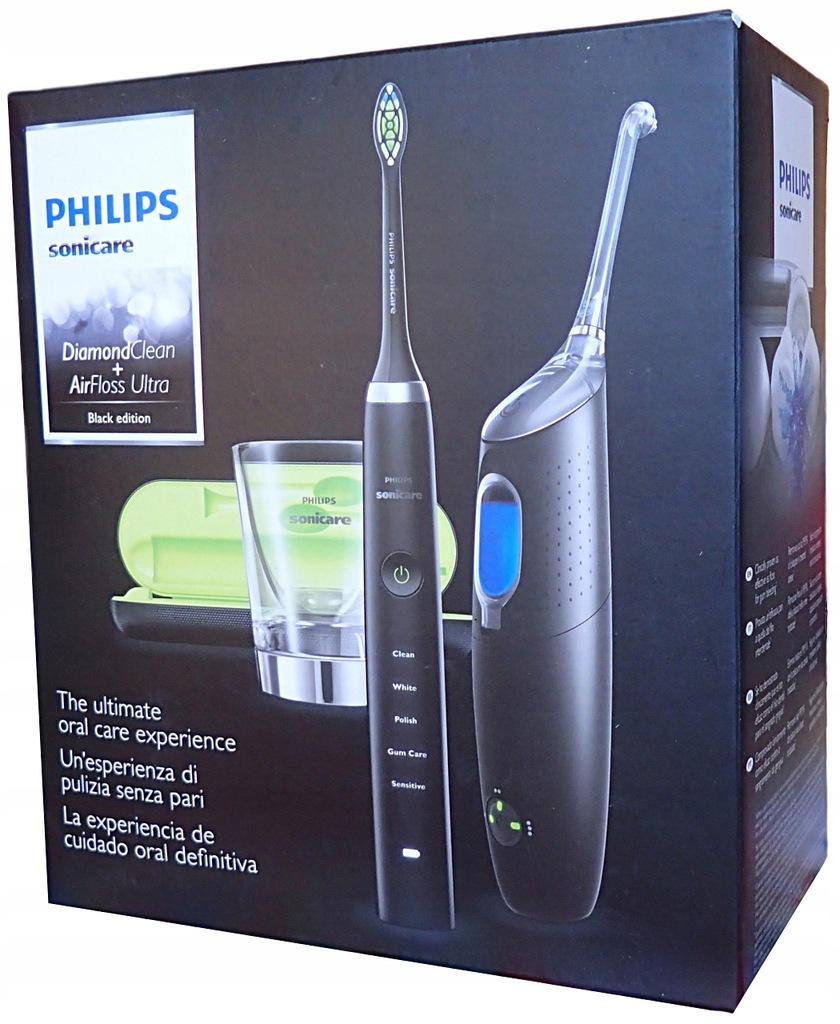 Philips HX8491/03 Sonicare DiamondClean + Irygator