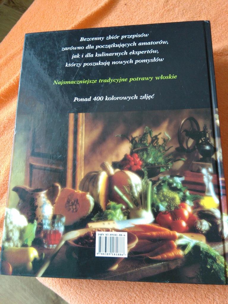 Tradycyjna Kuchnia Wloska Fabiano Guatte 9251173289 Oficjalne Archiwum Allegro