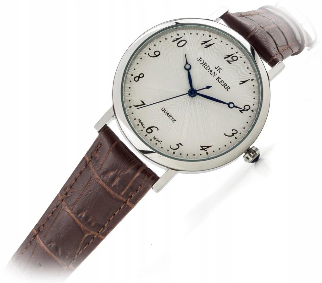 Zegarek uniseks Jordan Kerr retro 3 lata gwarancji