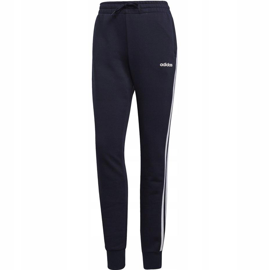 Spodnie damskie adidas W Essentials 3S Pant granat