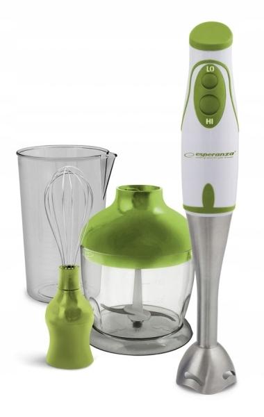 EKM003G Blender ręczny Pesto zielony