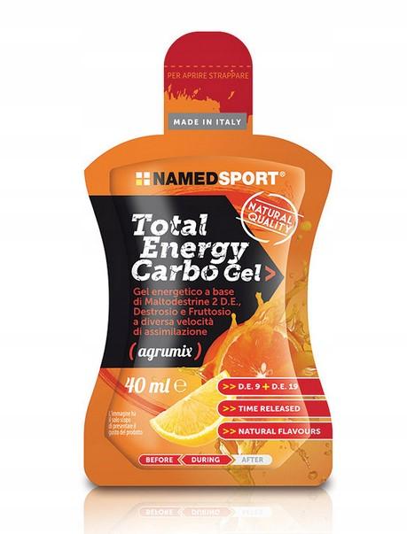 NAMEDSPORT TOTAL ENERGY CARBO GEL 40 ML