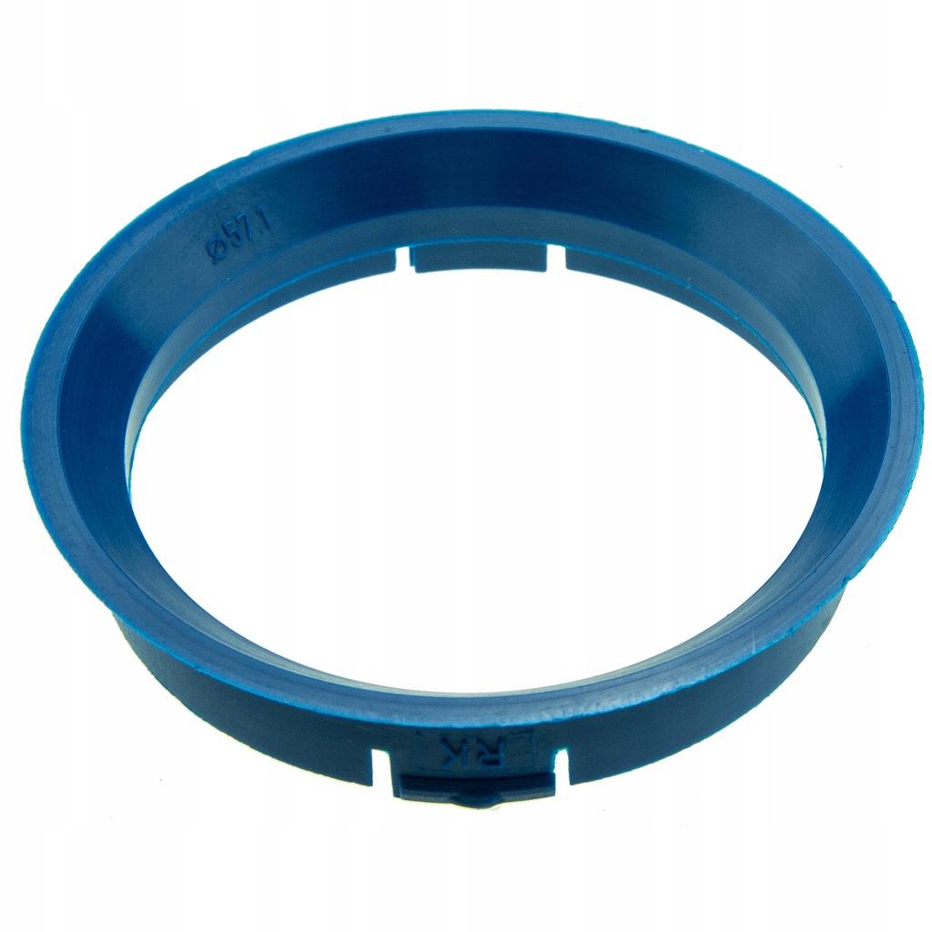 Pierścienie centrujące do felg 63,3 / 57,1 Seat