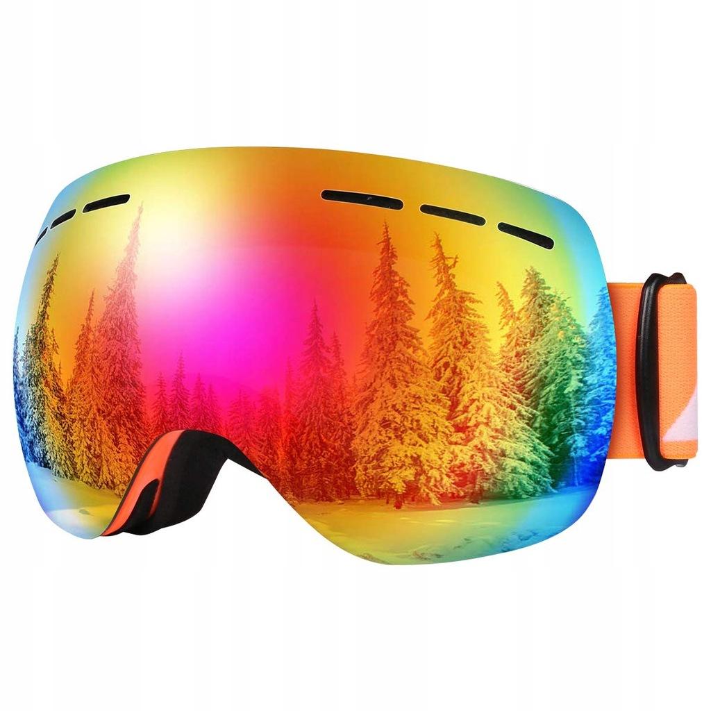 Gogle narciarskie BFULL 100% OTG UV400