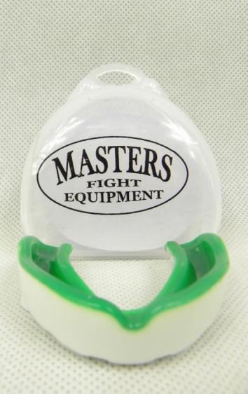 Szczęka bialo zielony ochraniacz zębów OZ-GEL