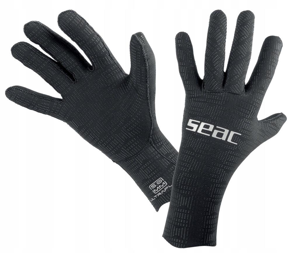 Rękawice SEAC ULTRAFLEX 5 neopren morsowania S