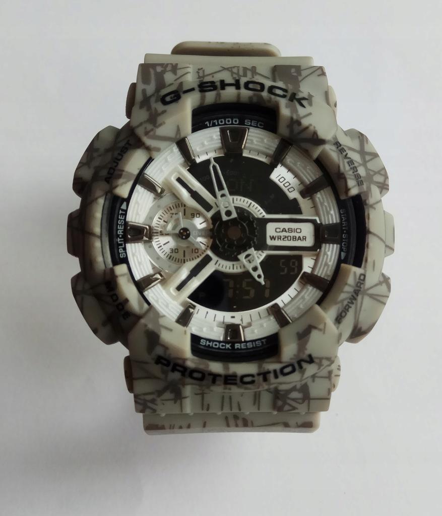 Casio G-SHOCK GA-110SL