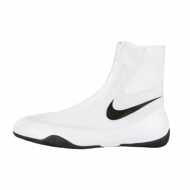 Buty bokserskie Nike Machomai Mid (100) - 45,5