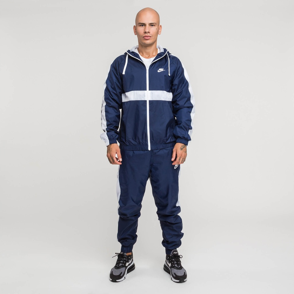 Nike NSW Hooded Woven Tracksuit BV3025-411 M