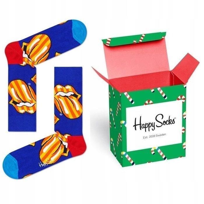 Skarpetki Happy Socks x Rolling Stones 41-46