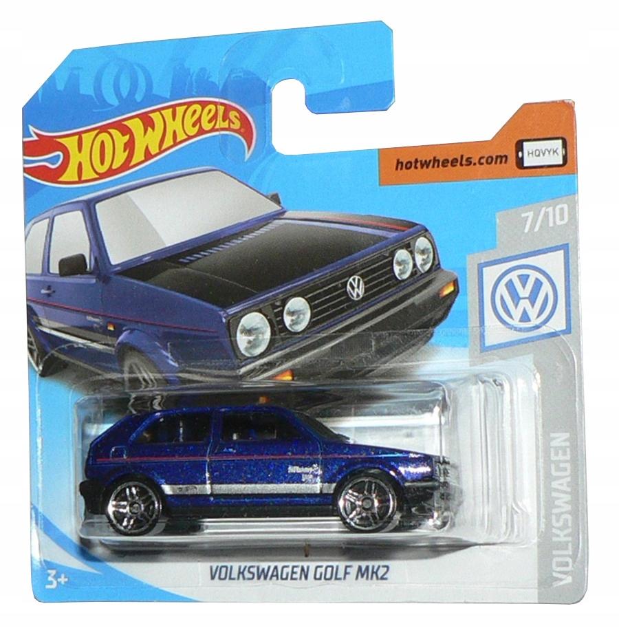 Hot Wheels - VOLKSWAGEN GOLF MK2 !!!!!!!!! HQVYK