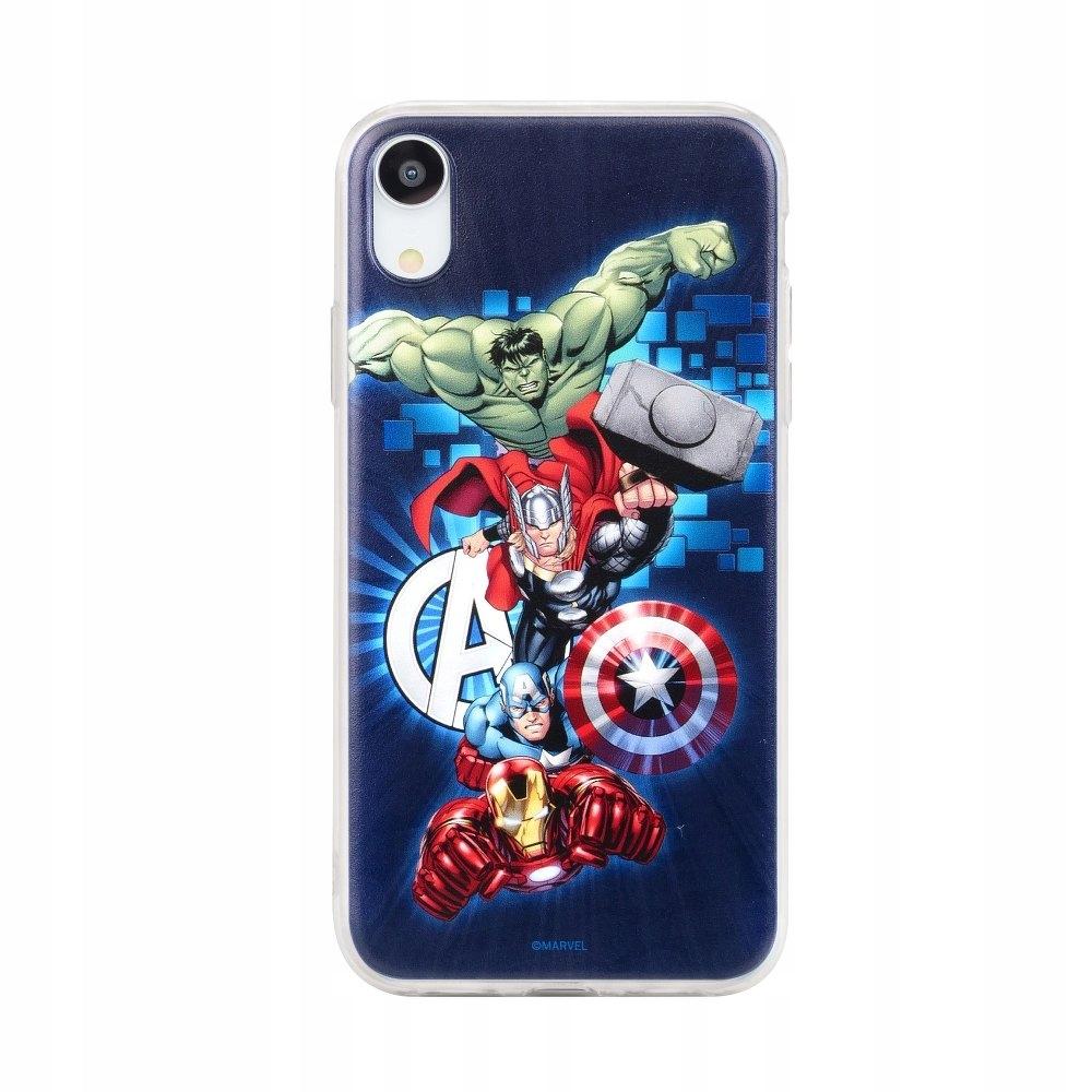 Futerał licencjonowany IPHONE X Avengers