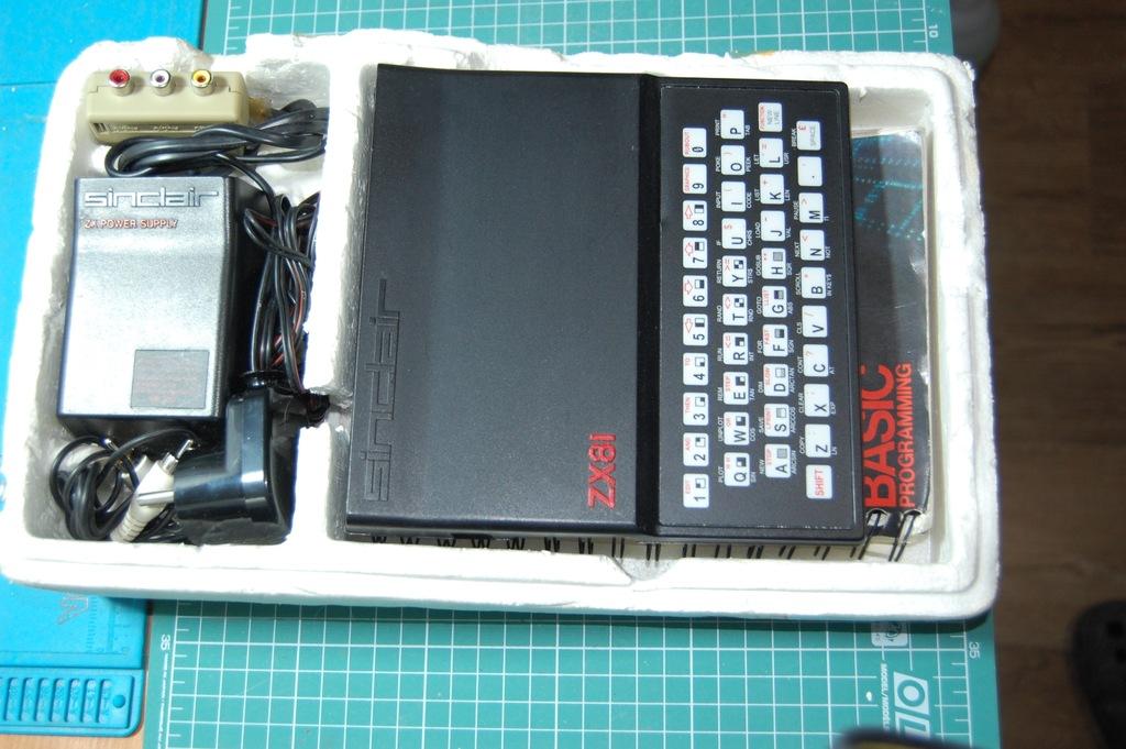 ZX81 ISSUE1 ZX8-CCB nowa folia dla profesionalisty