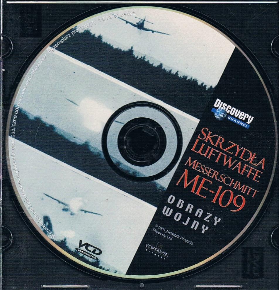 Discovery - Obrazy Wojny - Skrzydła Luftwaffe