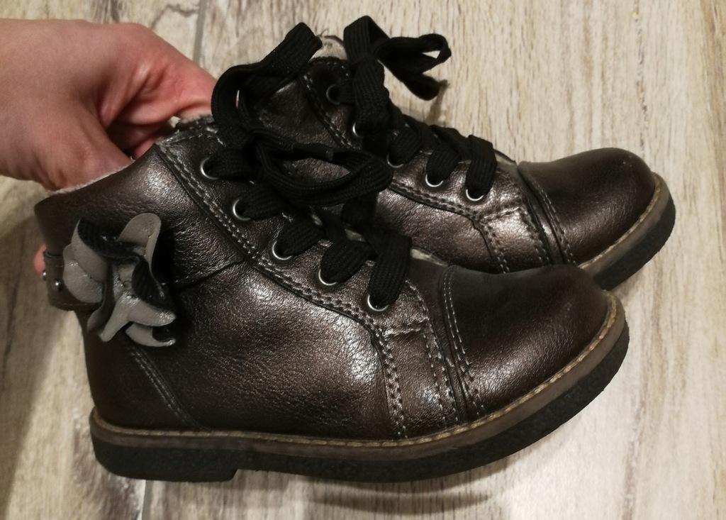 Botki buty zimowe American Club 25