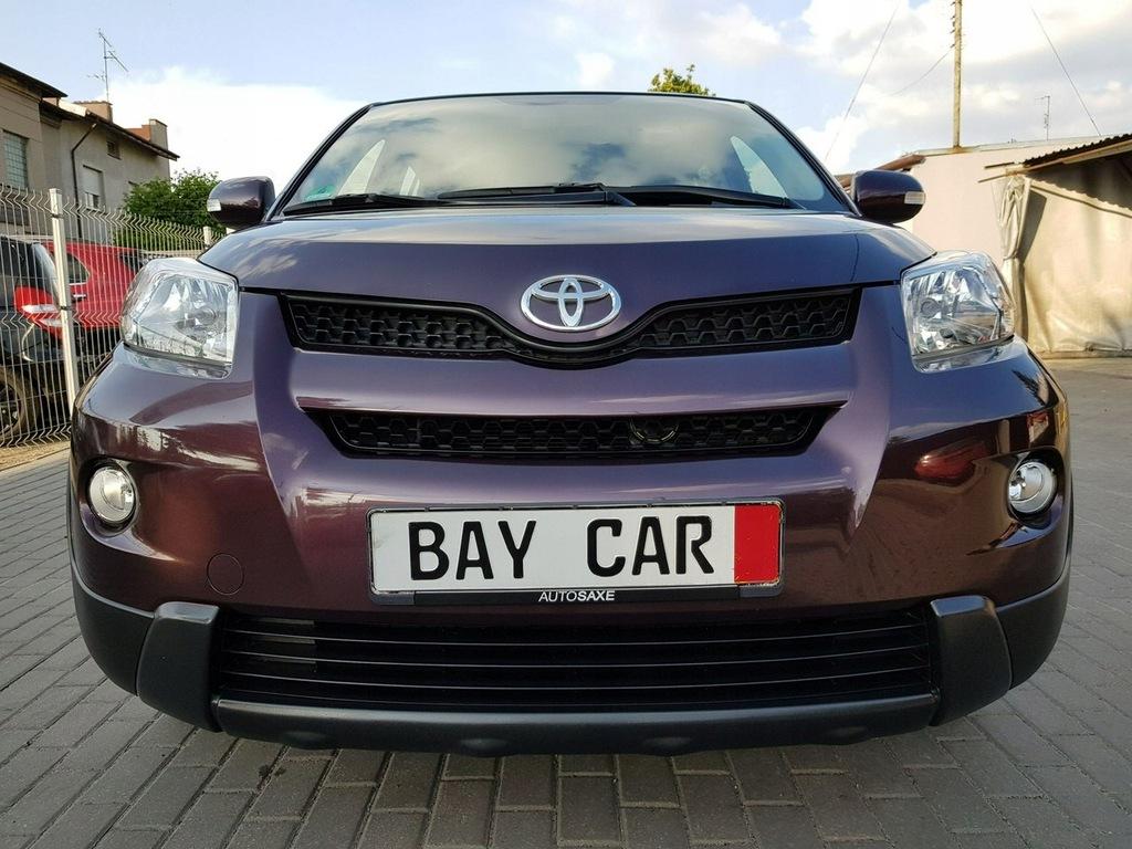 Toyota Urban Cruiser 1 3 100 Km Sliczne Auto 8181895796 Oficjalne Archiwum Allegro