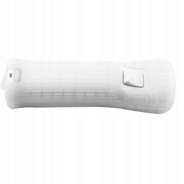 Silikon silikonowy pokrowiec na Wii Remote BIAŁY