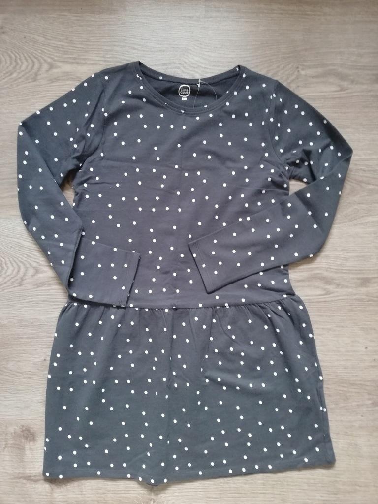 Sukienka Cool Club SMYK 158 długi rękaw NOWA