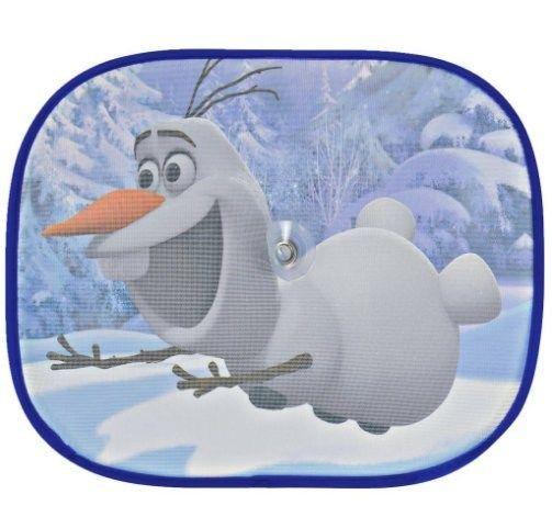 Osłona przeciwsłoneczna 2 szt. FROSEN OLAF