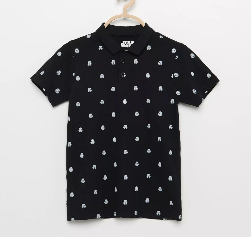Reserved polo Star Wars 158 h&m