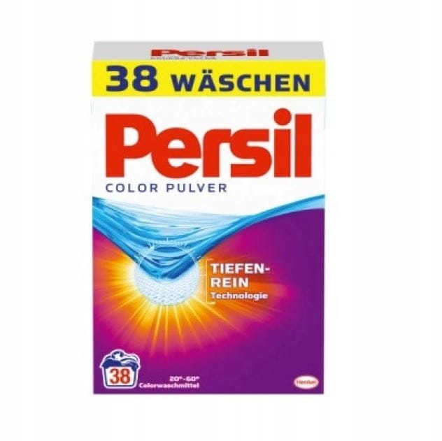 Persil Color proszek do tkanin kolorowych 38 prań