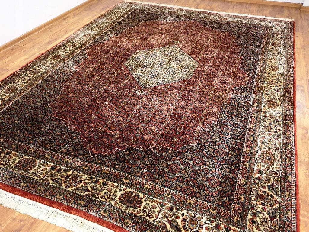 Indo Bidjar 260 x 370 kaszmirowy orientalny dywan