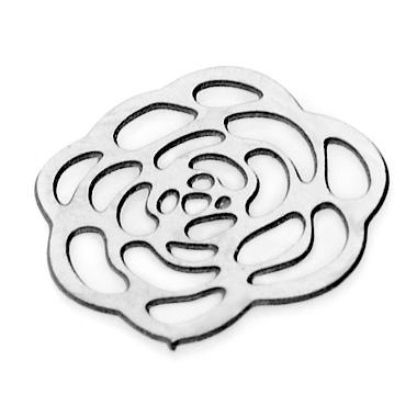 ~ G-S ~ ZAWIESZKA STAL Kwiatek Ażurowy