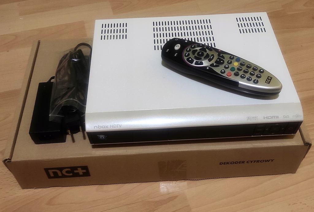 Nbox BSKA ITI-5800S Enigma 2 OScam Linux Jak Nowy!