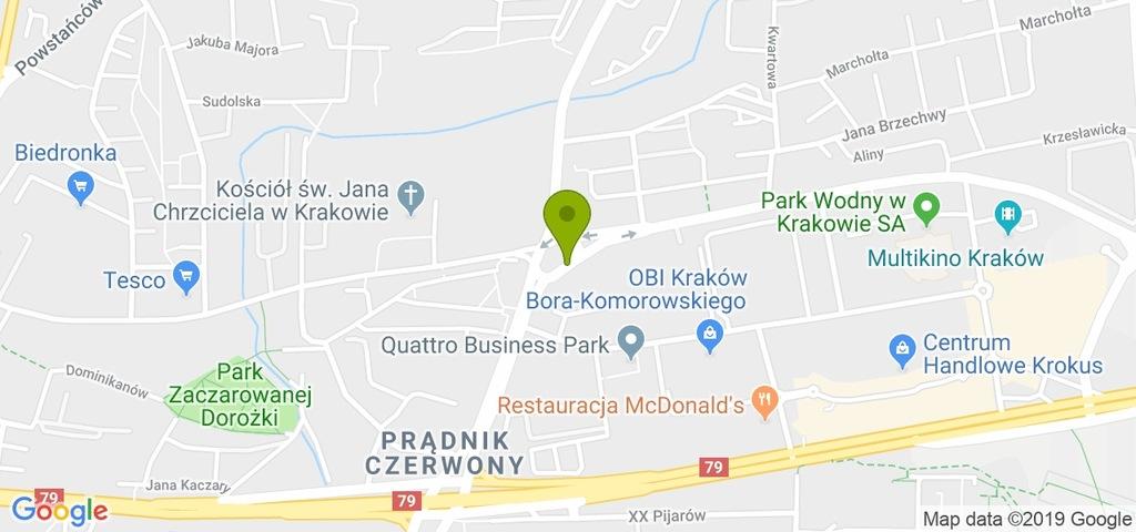 Biuro Kraków, Prądnik Czerwony, 55,00 m²