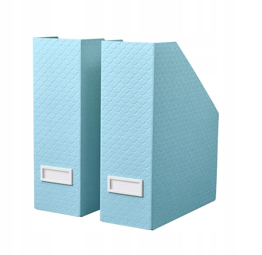 IKEA Segregator, PALLRA j.niebieski 2 sztuki