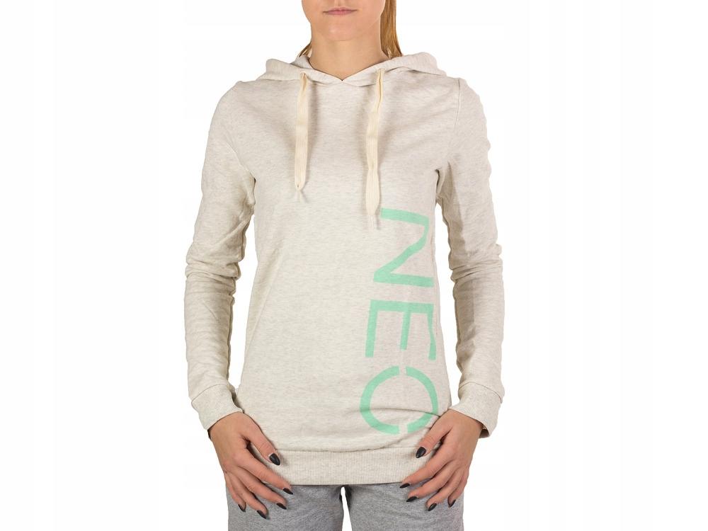 ciepła damska bluza Adidas z kapturem F89372 LOGO