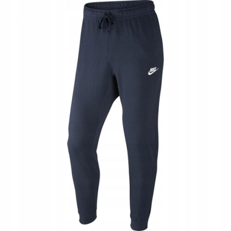 Spodnie Nike M NSW Pant CF JSY Club 804461 451 L
