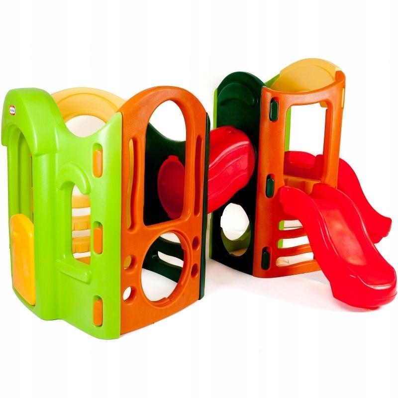 Little Tikes Plac zabaw 8w1 Małpi Gaj ze Zjeżdżaln