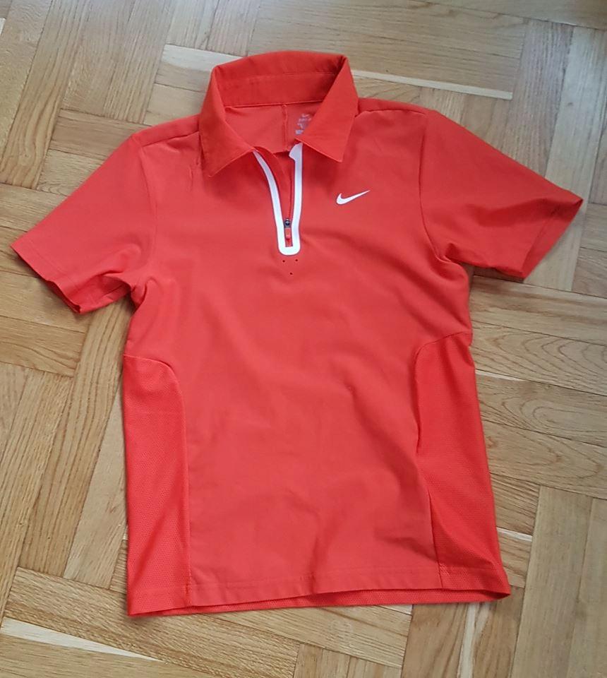NIKE koszulka tenisowa 6-8 lat, XS, 122-128 cm