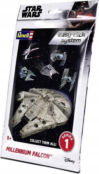 Modesl do sklejania Star Wars Millenium Falcon Eas
