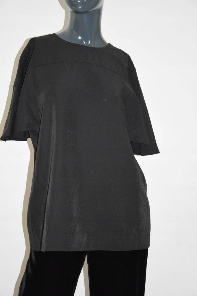 cos czarna bluzka modal 40/42 L