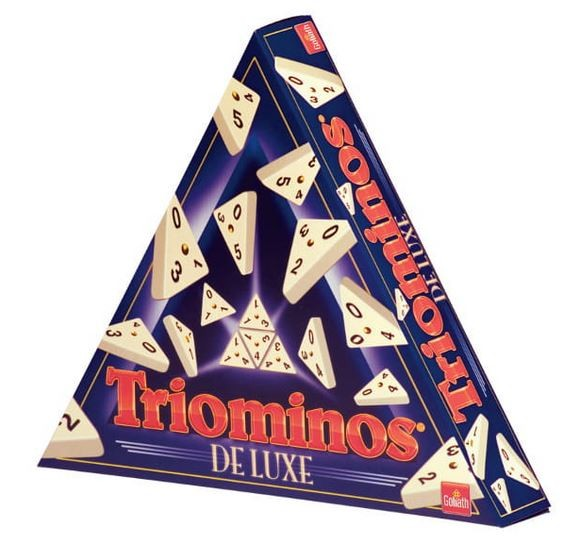 GOLIATH Gra Triominos DeLuxe
