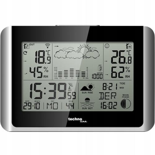 Stacja pogody TechnoLine WS-6767