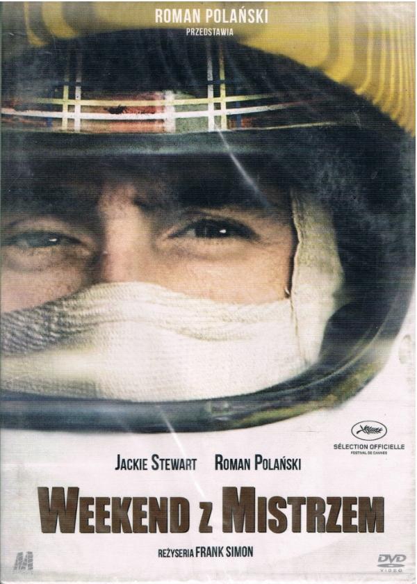 WEEKEND Z MISTRZEM - Roman Polański DVD