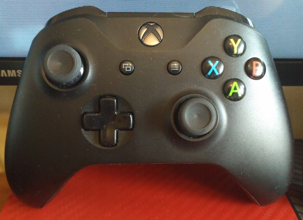 Pad czarny do Xbox One