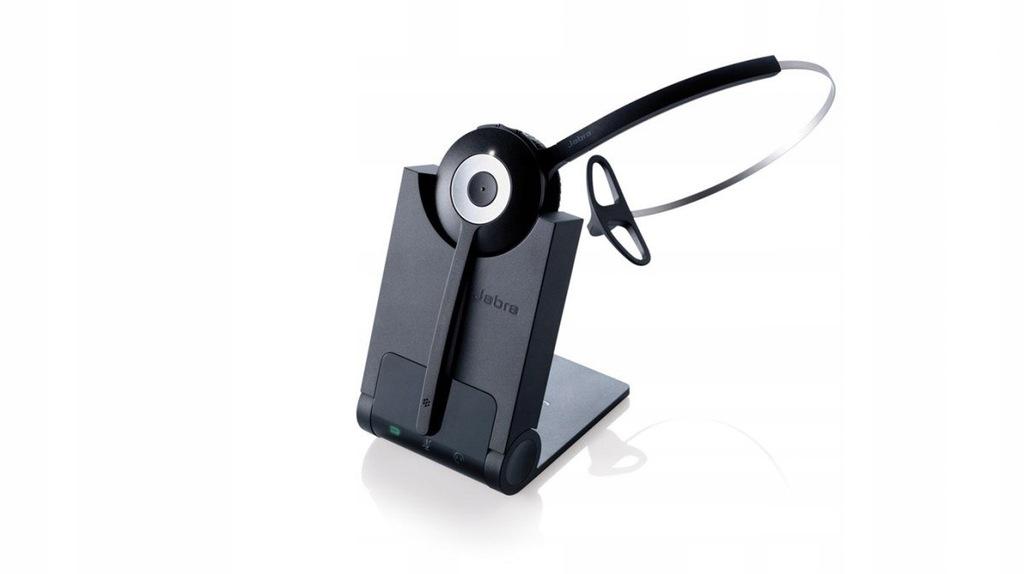 Słuchawki Jabra PRO930 Mono DECT PC Softphone, NC,