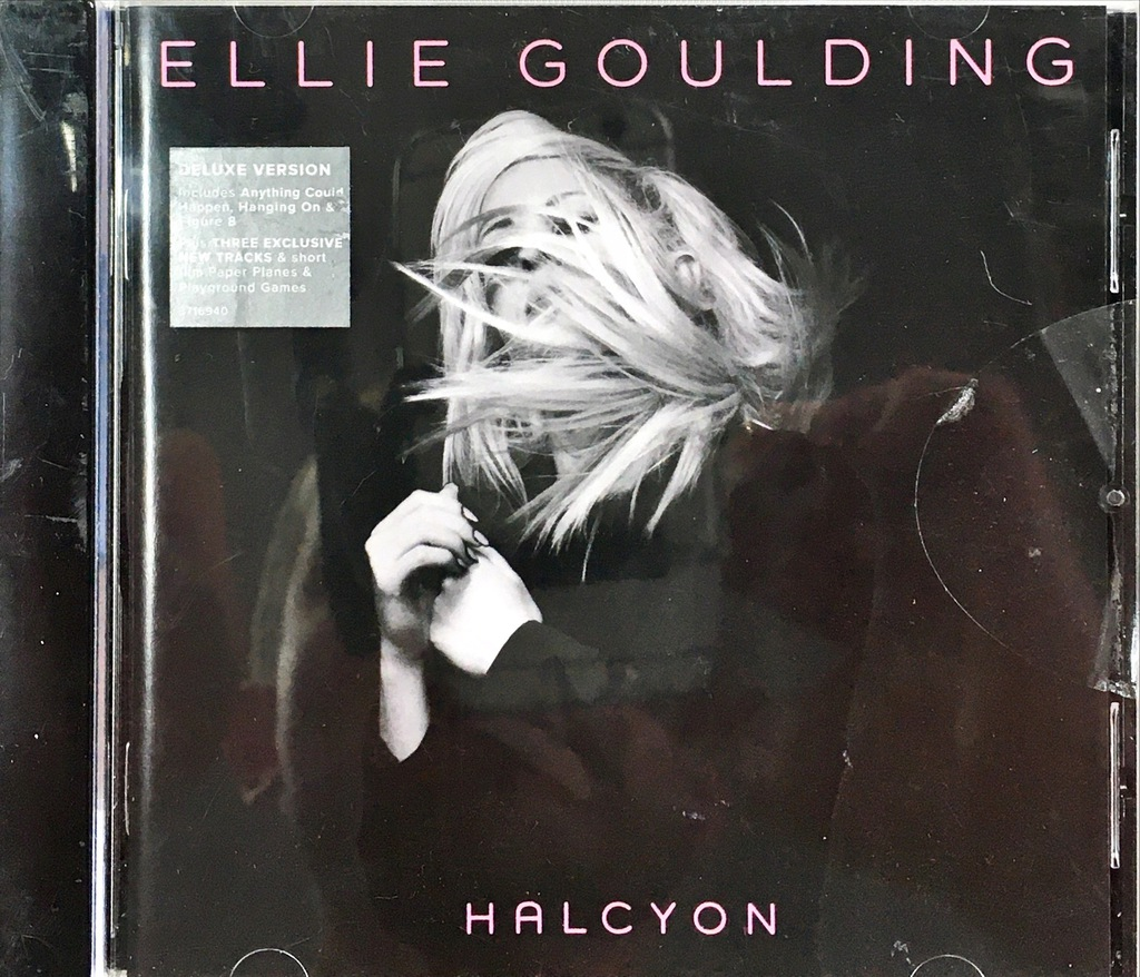 CD ELLIE GOULDING HALCYON
