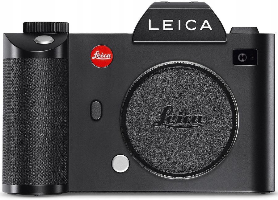 Bezlusterkowy Aparat Systemowy Leica SL