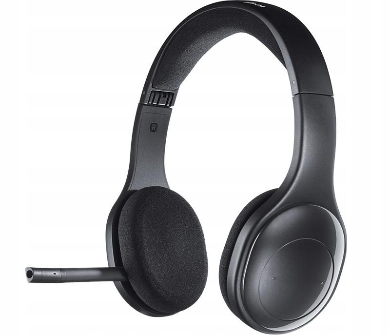 Słuchawki LOGITECH H800 Wireless Headset Bluetooth